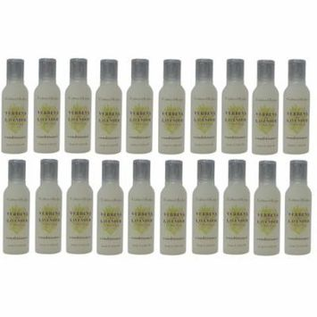 Crabtree & Evelyn Verbena & Lavender Conditioner Lot of 20 each 0.8oz. Total of 16oz