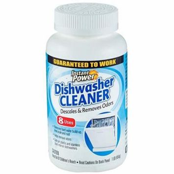 Instant Power 2701 1 lbs Dishwasher Cleaner, Pack of 6