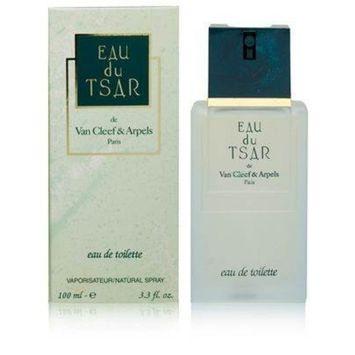 Eau De Tsar By Van Cleef & Arpels For Men. Eau De Toilette Spray 1.7 Ounces