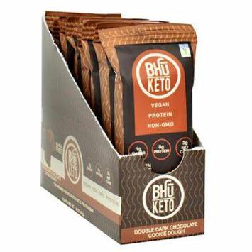 Bhu Foods Bhu Keto Double Dark Chocolate Cookie Dough - Gluten Free