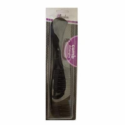 6 Pack Awaken by Quality Choice Detangler Comb 1 Count Each