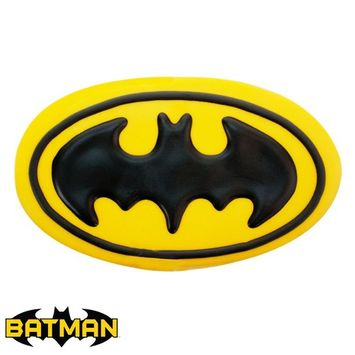 Batman Decorated Cookie