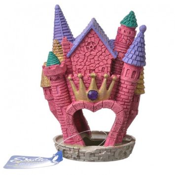Exotic Environments Princess Castle Ornament - 3.75