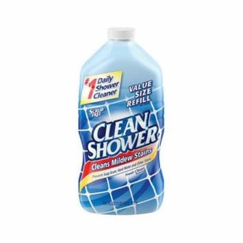 Clean Shower Daily Shower Cleaner (Pack of 12)