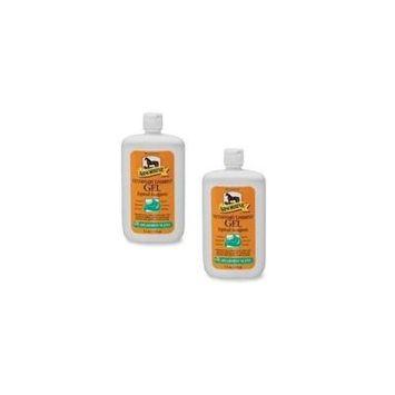 Absorbine Veterinary Liniment Gel (Two 12-oz Squeeze Bottle)