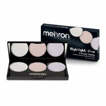 Mehron Highlight-Pro 3 Shade Palette