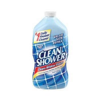 Clean Shower Daily Shower Cleaner (Pack of 10)