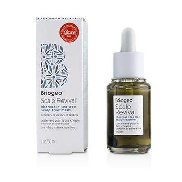 Scalp Revival Charcoal + Tea Tree Scalp Treatment 1oz