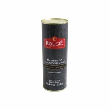 Mousse of Duck Foie Gras Fully-Cooked with Truffles, 1 can - 11.2 oz
