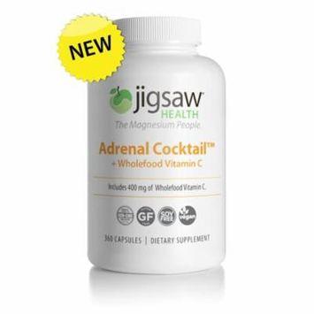 Jigsaw Adrenal Cocktail™ + Wholefood Vitamin C (Capsules)