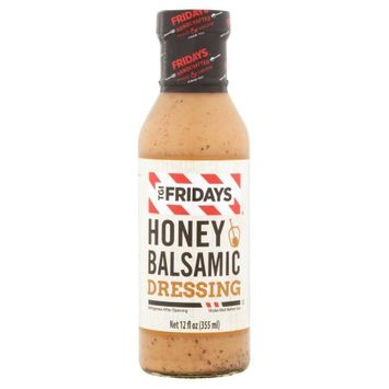 Vita Specialty Foods Tgi Fridays, Drssng Honey Balsamic, 12 Fo (Pack Of 6)