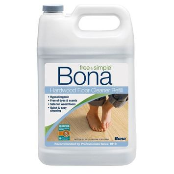 Bona 128 oz. Free and Simple Hardwood Refill (Pack of 2)