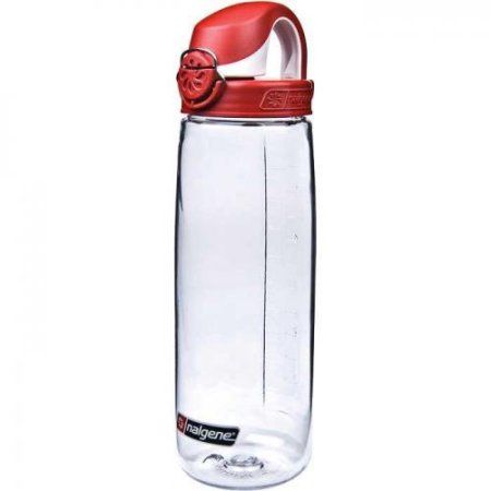 lgene Otf Bottle Lid - Fire Red & White