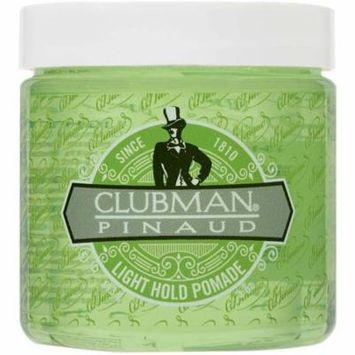 Clubman Light Hold Pomade 4 oz.