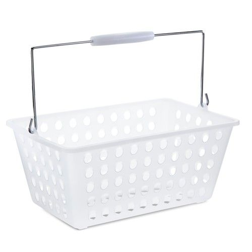 Essential Home Shower Caddy [Overall Dimensions :]