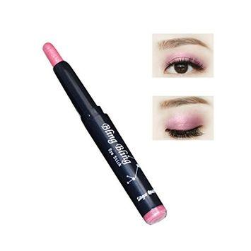 Hunputa Beauty Cosmetic Highlighter Eyeshadow Pencil Eyeshadow Cream Stick Glitter Eyeshadow Stick Eyeliner Pen