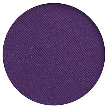 That's So Rad Purple Matte Pearl Eyeshadow Single Eye Shadow Makeup Magnetic Refill Pan 26mm, Paraben Free, Gluten Free, Made in the USA