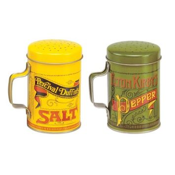 Norpro Salt and Pepper Shakers -Nostalgic