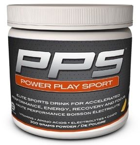 Innotech Nutrition Power Play Sport Aminos and Electrolytes Powder, Orange, 10.58 Oz