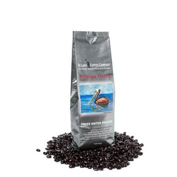 De Luna Coffee International De Luna Coffee's Pelican Decaf