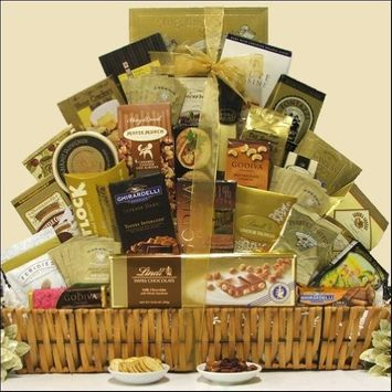 The VIP: Gourmet Gift Basket