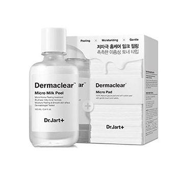Dr jart Dermaclear Micro Milk Peel Face Peel Off Skin Care (100ml)