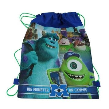 Monsters University Non Woven Sling Bag with Hangtag by Disney