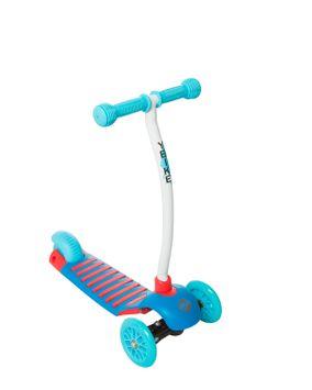 National Sporting Goods Corp. yBike GLX Cruze 3-Wheel Scooter, Blue