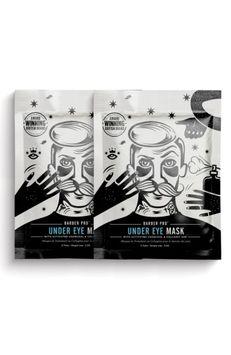 Barber Pro Undereye Mask Duo