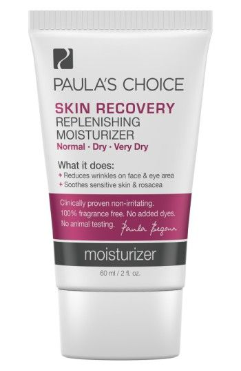 Paula's Choice Paulas Choice Skin Recovery Replenishing Moisturizer Cream for Sensitive Rosacea Prone Dry Skin - 2