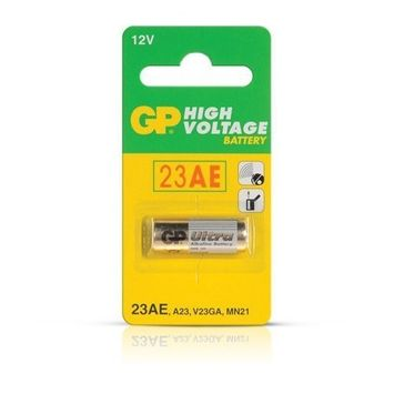 GP High Voltage Alkaline Batteries - 23 AE 12V (pack of 20)