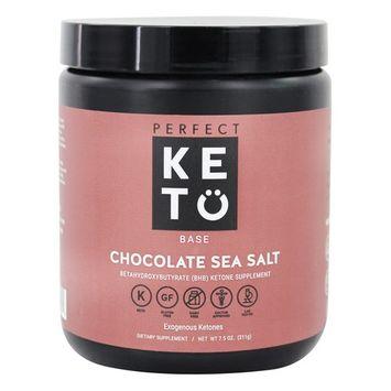 Base Exogenous Ketones Powder Chocolate - 8.4 oz.