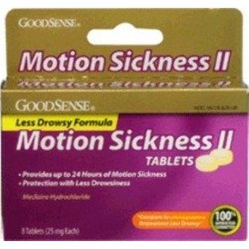 Good Sense Motion Sickness II 8ct Case Pack 36