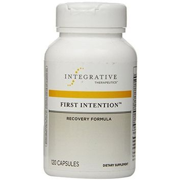 Integrative Therapeutics - First Intention - Recovery Formula - 120 Capsules