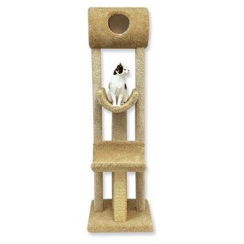 Beatrise Tall Kitty Playground Cat Tree