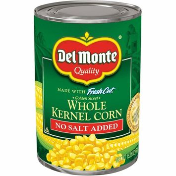 Del Monte Whole Kernel Corn 15.25 oz