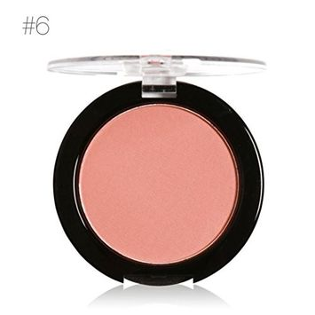 DZT1968 MARIA AYORA Porbable Repair Powder Block Blush Exquisite Natural Rosy Gloss Fine Outline (F)