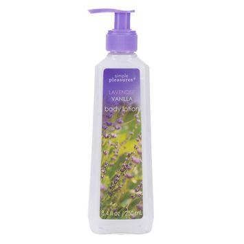 Tri-Coastal Body Lotion - Lavender Vanilla