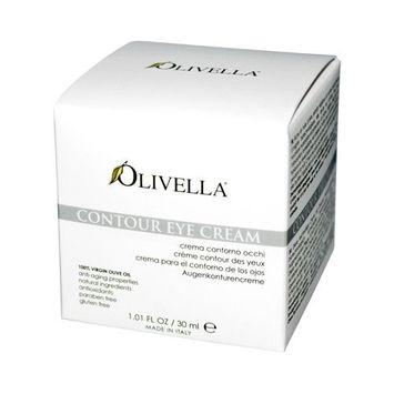 Olivella Contour Eye Cream - 1.014 oz, 4 Pack by Olivella