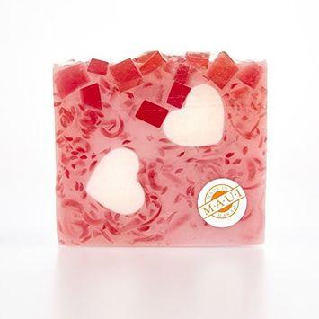 Moku Pua Artisan Glycerin Soap, Pinkberry Mimosa, 4.25oz