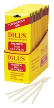 Dills Dill's 6in Long Premium Pipe Cleaners (L9698)