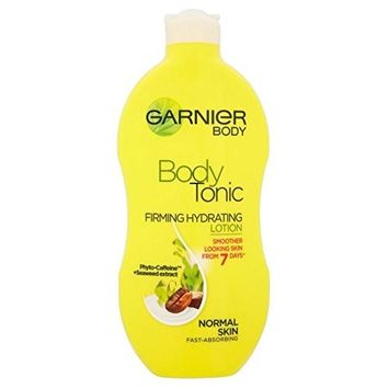 Garnier Body Tonic Firming Hydrating Lotion (400ml) - Pack of 6
