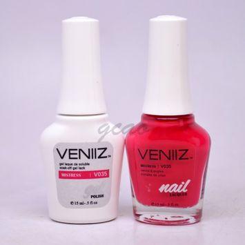 Veniiz Match UV Gel Polish V035 Mistress Glitter