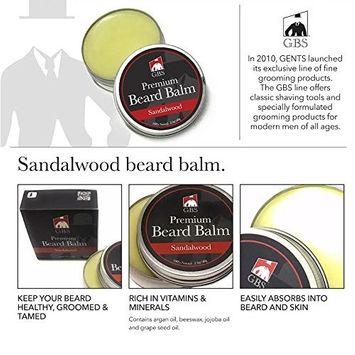 Premium Beard Balm - All Natural Sandalwood
