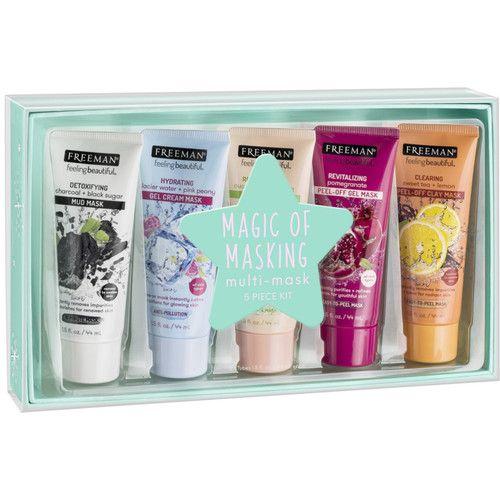 Feeling Beautiful Magic of Masking Multi-Mask Kit