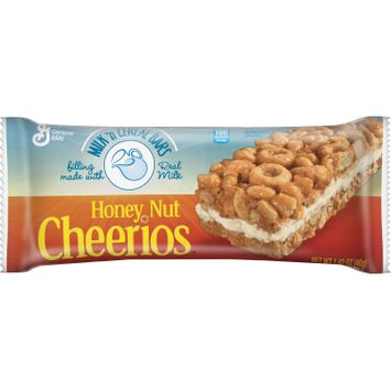 Honey Nut Cheerios(tm) Milk 'n Cereal Bars Treat Bar