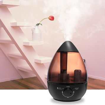 Mist Mini Humidifier For Bedrooms Living Rooms Home and Office TPBY