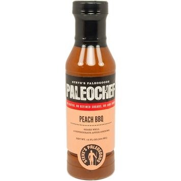 Steve's PaleoGoods, PaleoChef Peach BBQ Sauce, 12 oz