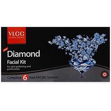 VLCC Diamond Facial Kit - 50gm