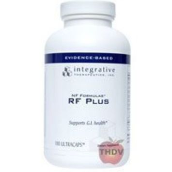 Integrative Therapeutics - RF Plus - Soothing GastroIntestinal Combination that Supports Digestion - 180 Capsules [Standard Packaging]